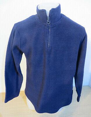 NGS authentic ° Fleecepulli Gr. 140 blau Jungen Mode ...