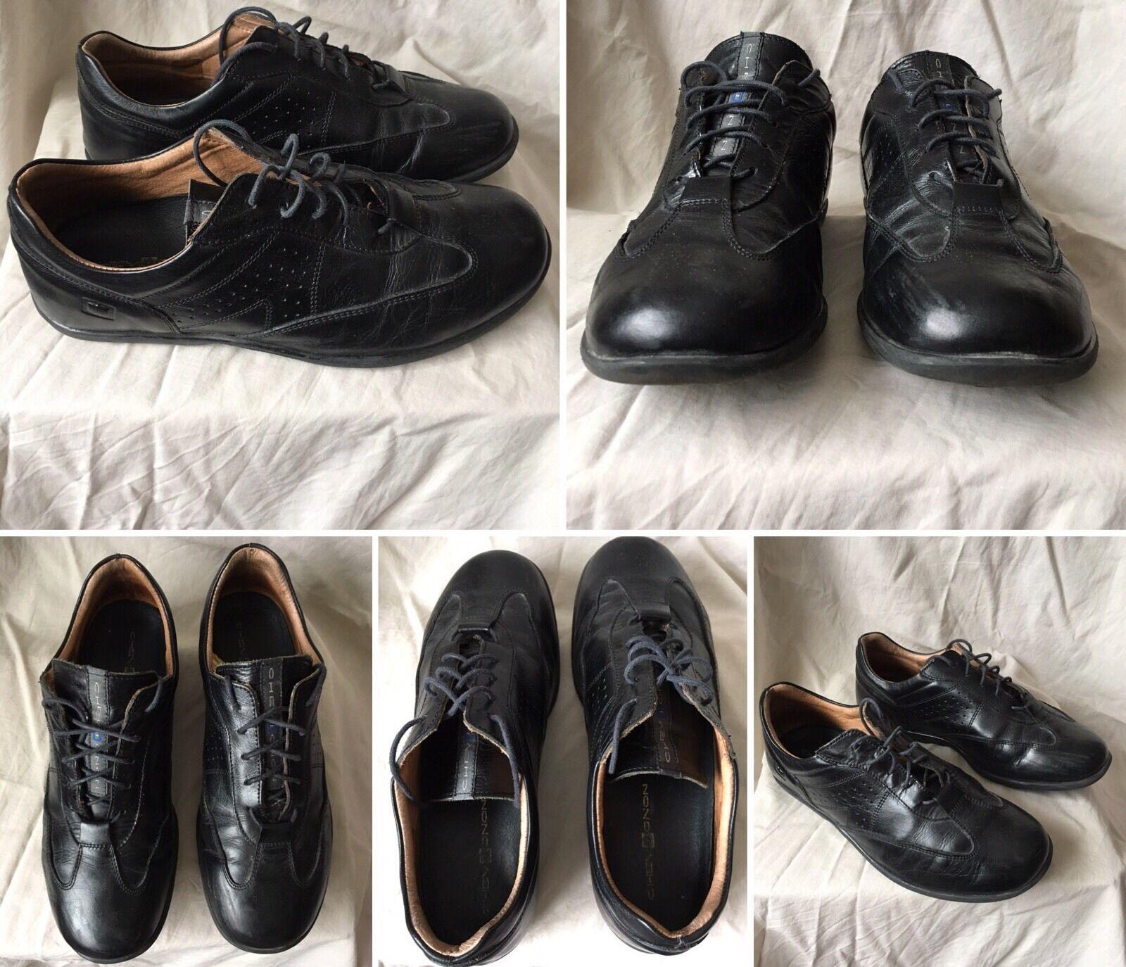 DS GENUINE CHEVIGNON LEATHER  Negro 41  Zapatos Zapatos Talla 41 Negro a7f3e5