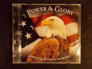 Power-and-Glory-John-Phillips-Sousa-Marches-by-Various-Artists-CD-Jun-2009-C