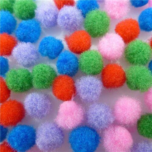 100x 7mm Ball Fiber Cotton Velvet For Locket Oil Fragrance Aromatherapy Diffuser