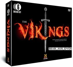 THE-VIKINGS-2010-History-Channel-TV-Documentary-Style-Series-NEW-DVD-UK