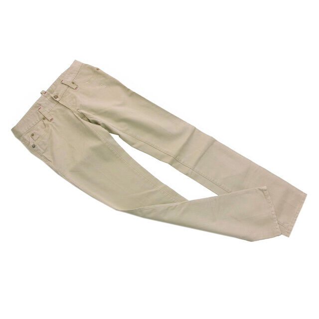DSQUARED2 Pants Beige Woman Authentic Used B940