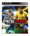 Pro Evolution Soccer 2016 Day One Edition - PS3 PAL Game