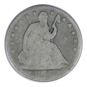 1853-O Liberty Seated Half Dollar Arrows & Rays Good