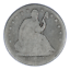thumbnail 1 - 1853-O-Liberty-Seated-Half-Dollar-Arrows-amp-Rays-Good
