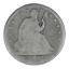 thumbnail 1 - 1853-O Liberty Seated Half Dollar Arrows & Rays Good