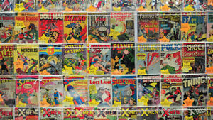 Key-Collector-Comic-Lot-12-books-DC-Marvel-Independent-1940-039-s-Current