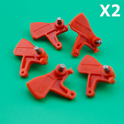 10PCS TRIGGER FOR STIHL MS200 MS200T 020T 020 OEM 1129 180 1500 CHAINSAW NEW
