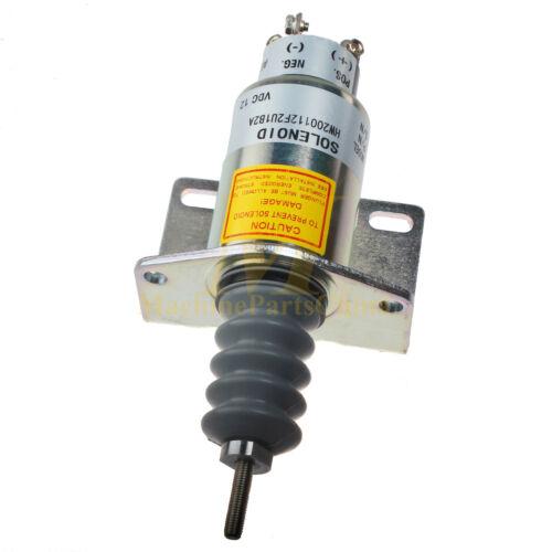 Diesel Shut Down Solenoid SA-2774-A 2001-12F2U1B2A 12V