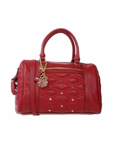 Gift Xmas Studded Handles Versace E1vmdbb4 Embrooidered Bag Zipped Jeans Tote 2 5AR43qjL