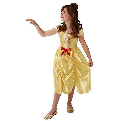 Rubie's Disney Princess, Belle Child's / Girls Fancy Dress Book Week Costume