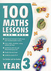 100 Maths Lessons and More for Year 3 by Ian Gardner, Sue Gardner (Paperback, 2000)