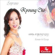 Korean Art Songs, New Music