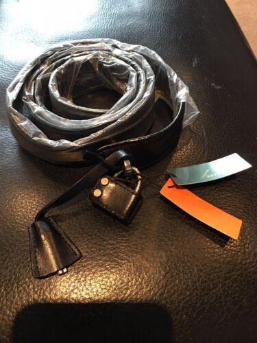 5 Or More Available Size 3 Karen Millen Black//Brown Day Belt