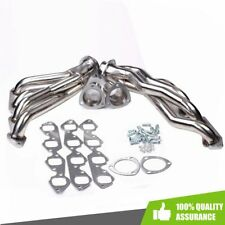 Shorty Headers Fit Chevy Camaro Chevelle Bbc 396 402 427 454 502 Stainless Steel