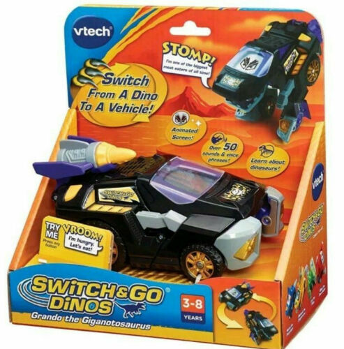Vtech Switch /& Go Dinos Grando Le Giganotosaurus