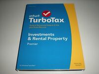 Turbotax 2014 Premier With State. Sealed.