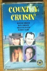 Country-Cruisin-039-12-Country-Songs-Cassette-Tape