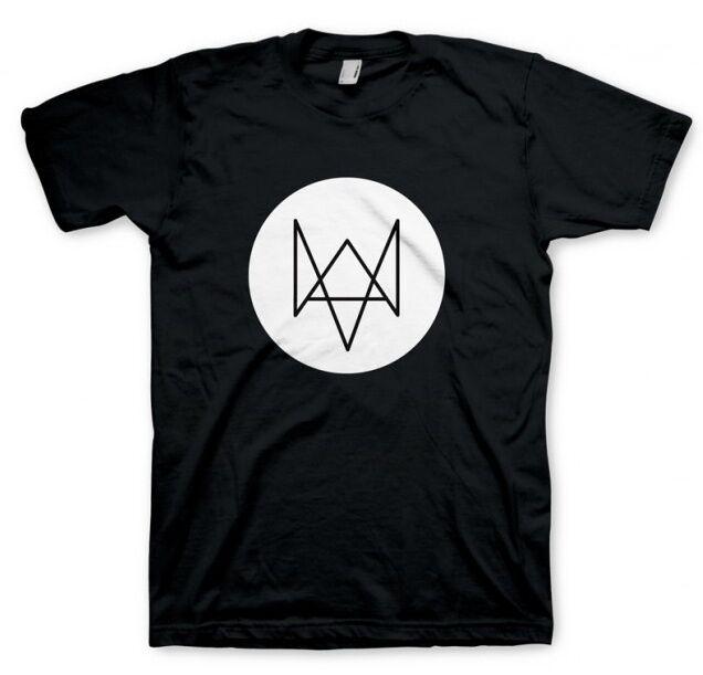 Watch Dogs - Fox - Official Mens T Shirt