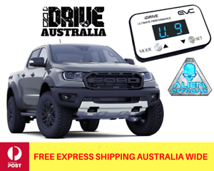 Idrive Sprint Throttle Controller To Suit All Ford Ranger Raptor 2018