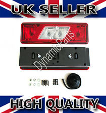 REAR LAMP LIGHT FORD TRANSIT TIPPER CHASSIS CAP PICK UP MK8 LEFT HAND SIDE