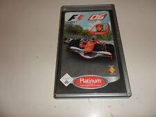 PlayStation Portable PSP  F1 - 06 (Platinum)