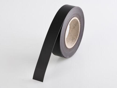 B: 30 mm schwarz L: 10000 mm GraviFlex Magnetfolie auf Rolle