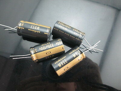 330uF 25V KZ MUSE Series Nichicon Nichicon Japan Original Fever Audio Capacitor