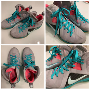 promo code 92b01 14119 Image is loading Lebron-James-Nike-South-Beach-9-IX-PS-