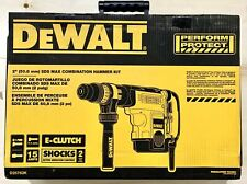 Dewalt D25763k 2 Inch Corded 15 Amp Sds Max Combination Hammer
