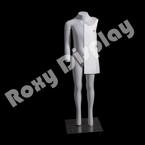 6 yrs Child Invisible Ghost Mannequin Manikin Display Dress Form #MZ-GHK6