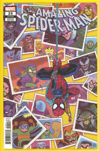 The-Amazing-Spider-Man-25-Dan-Hipp-1-25-Incentive-Variant-NM-2019