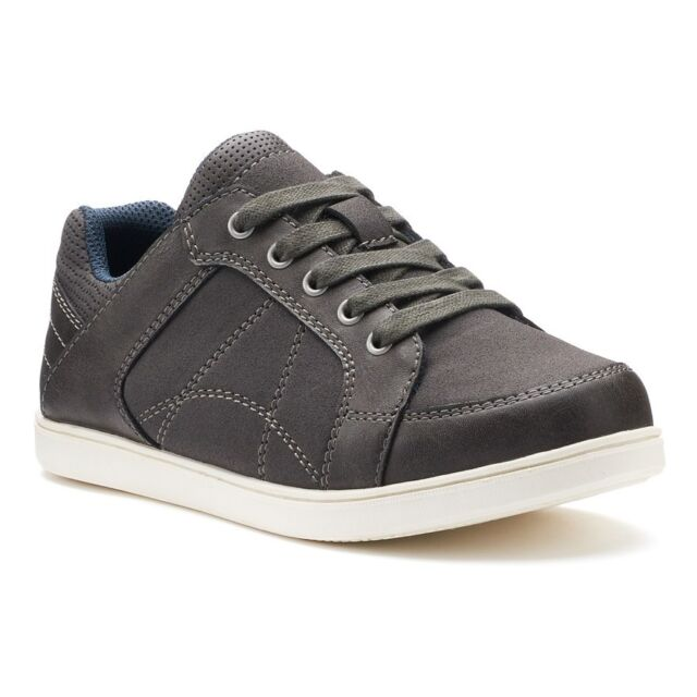Sonoma Gray Ollie Casual Shoes Lace-Up