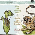 Hoot the Tooting Newt & Sunita the Athlete Cheetah by Dominic Vince, Craig Green (Mixed media product, 2011)