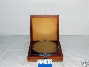 Tesa-160mm-dia-calibration-table-2263