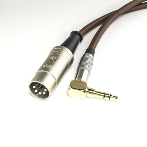 Arturia Beatstep PRO /& Keystep MIDI over Mini Jack Angled 3.5mm AUX to DIN Lead