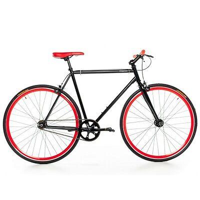 Bicicleta Fixie - Fixed Gear & Single Speed - Pi¤¢n libre / fijo