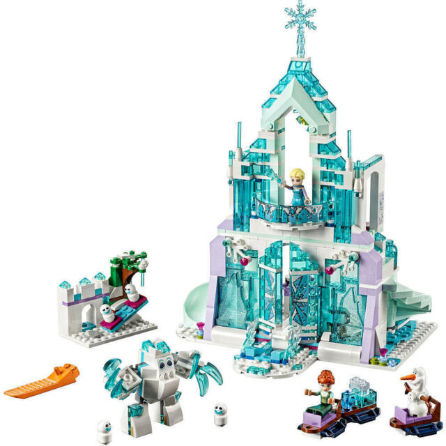 LEGO Disney Princess Frozen Elsa's Magical Ice Palace 41148 * Brand new Sealed
