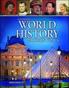 World History Modern Times California Edition - Anyx