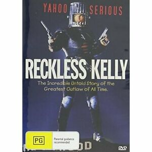 Reckless-Kelly-DVD-Yahoo-Serious-New-and-Sealed-Plays-Worldwide