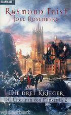 *g- Die LEGENDEN von MIDKEMIA 2 - Die drei KRIEGER - Raymond FEIST  tb (2003)