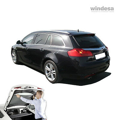 for Opel Insignia Sports Tourer wagon 2008-2017 2X Lowered car stickers