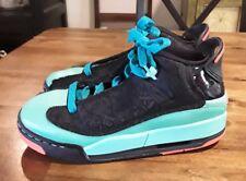 Nike Air Jordan Dub Zero GG Size 7.5y Black Infrared 23-verde 725742 ... def4b684c