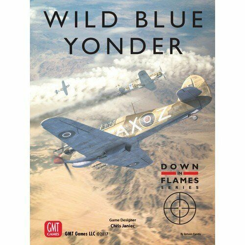 Wild bluee Yonder, New by Gmt , English