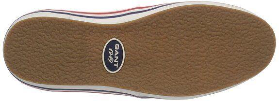 Gant Cruz  [TG. 41/42/43/44/45] Canvas  Cruz Scarpe Basse Blu Nuovo & OVP fec671