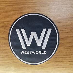 Westworld-Logo-Parche-9-5cm-Alto