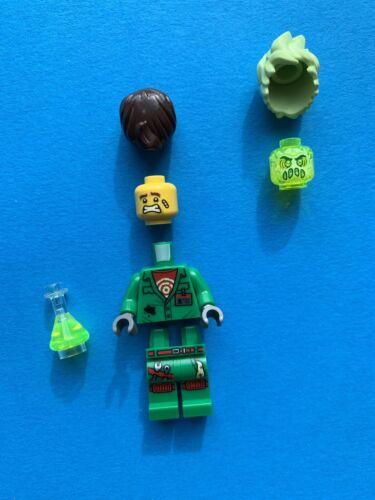 70418 LEGO Genuine Mini Figura lato nascosto Halloween Ghost, il signor Elton