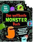 Das weltbeste Monsterbuch von Jason Loborik (2014, Taschenbuch)