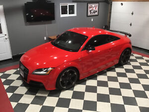 2013 Audi TT S line Competition Package