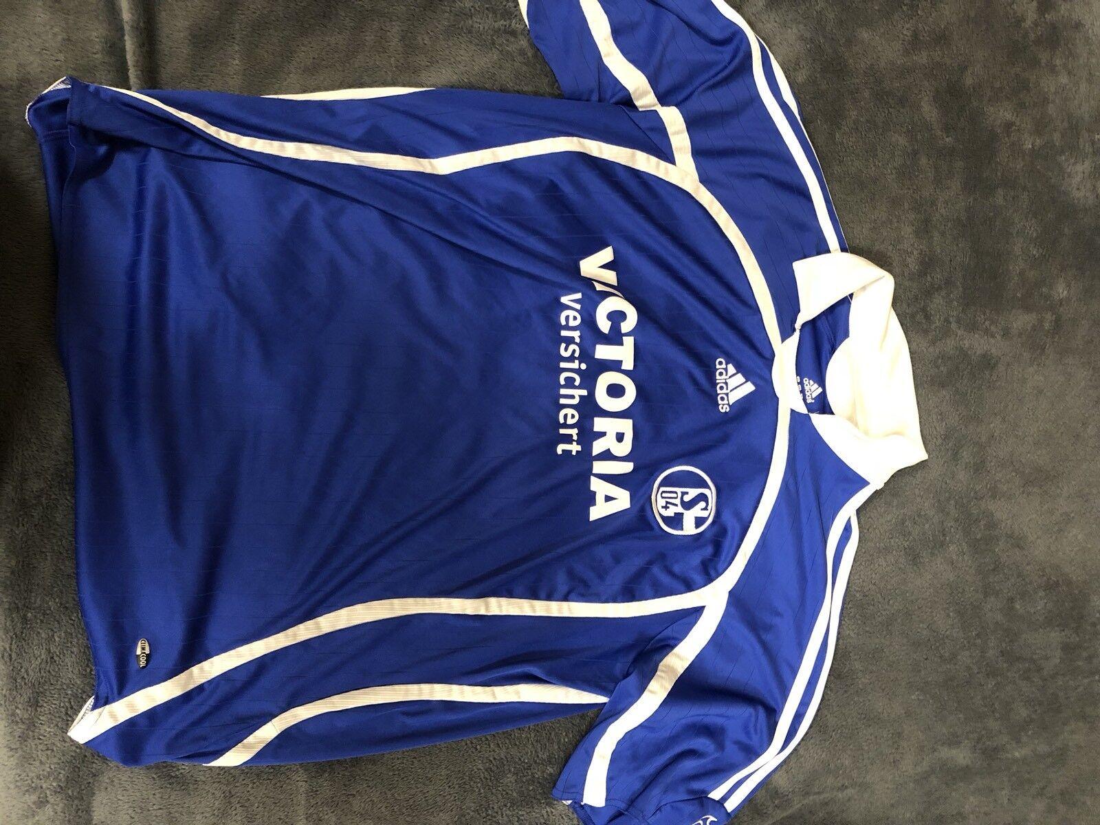 Trikot FC 2007 Schalke 04 Victoria 2005 2006 2007 FC XXL 6e7733